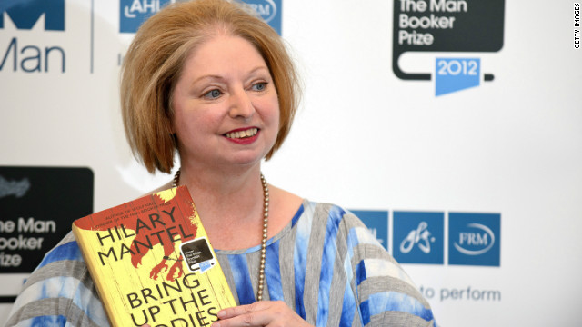 Hilary Mantel is the first woman and the first British author to win the Man Booker Prize twice.