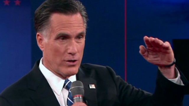Romney: I won't reduce taxes for wealthy