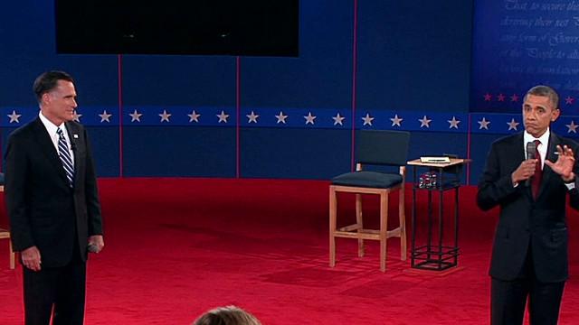 Obama, Romney break down the math