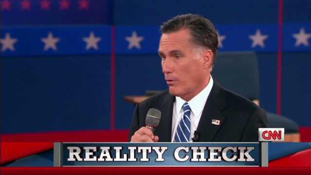 Reality Check: Debate's Libya statements