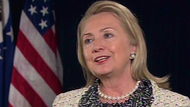 Clinton on Benghazi attack _00041922