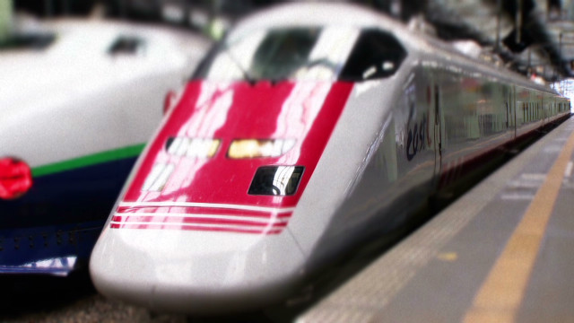 Japan's rail built on safety