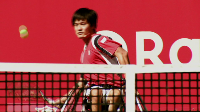 open court Shingo Kunieda wheelchair tennis_00000401