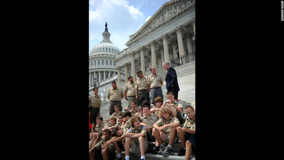 191: Number of lawmakers in the 113th Congress that participated in Boy Scouts. Eighteen governors were Scouts or Scout volunteers as of April 2013.