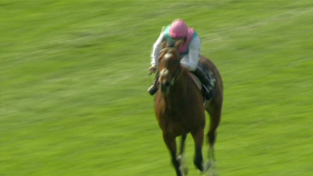 Frankel's big farewell