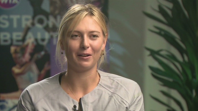 Maria Sharapova's greatest hits
