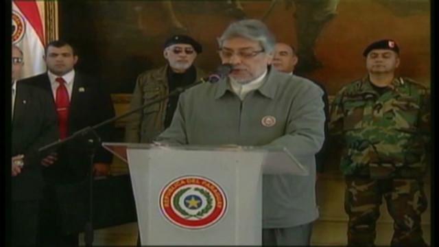 cnnee garelli paraguay diplomat relations venezuela_00012313