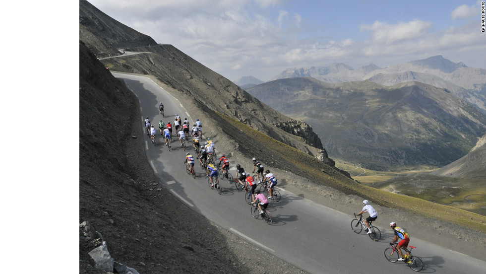 Alpine climbing is the order of the day in the La Haute Route which starts in Geneva and finishes in Nice. Competitors can expect to ride around 730km over seven stages, with up to 17,000m of ascent. Many of the classic cols of the Tour de France are tackled on the way.