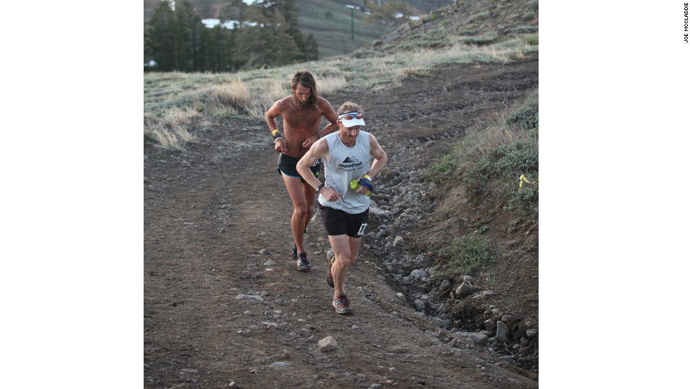 An ultra distance race of 100 miles (160km) is tough enough but the Western States 100 has athletes battling high altitude in the Squaw Valley at 1900m and and over 5500m of climbing --  all in under 30 hours.
