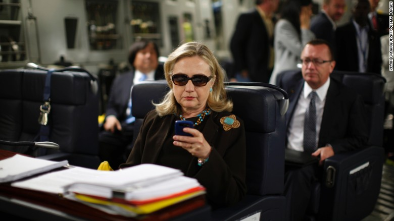 Navy sailor cites Clinton emails as defense for prison