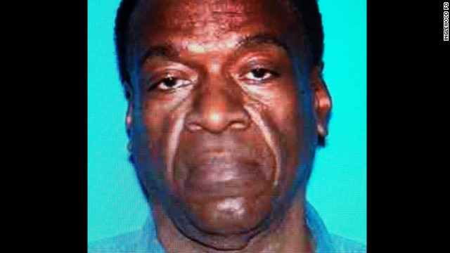 Desmond Moses is suspected in the shooting of a couple and their children.