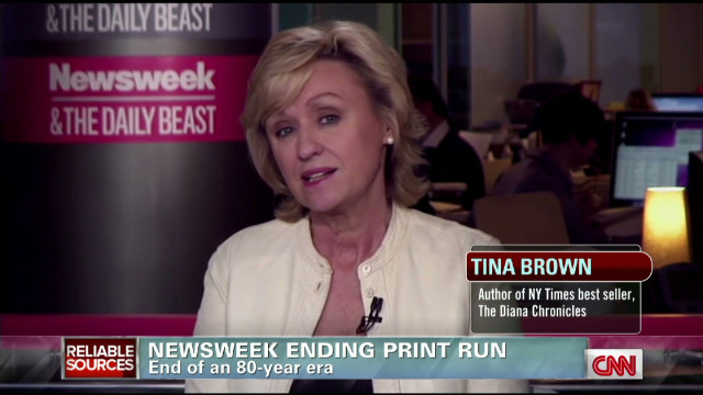 Newsweek ending print run