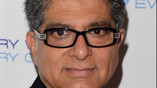 Deepak Chopra attends United Nations Every Woman Every Child Dinner 2012 on September 25, 2012 in New York, United States. (Photo by Andrew H. Walker/Getty Images)