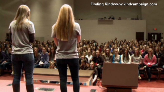 Filmmakers use movie to stop bullying