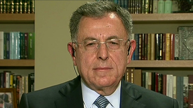 Siniora: Syria continues intimidation
