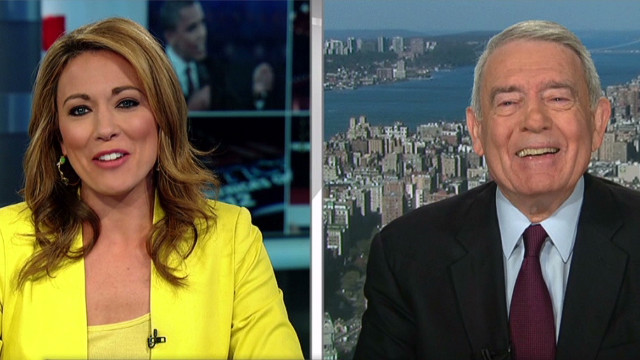 Dan Rather's questions for Romney, Obama