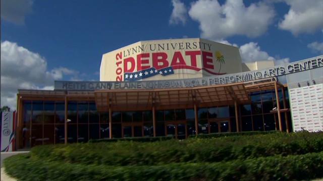 Boca Raton debate the Super Bowl of politics_00000000