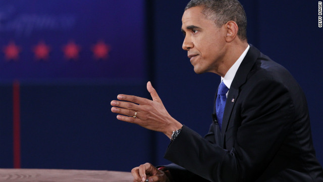 Obama: Romney wrong on bin Laden