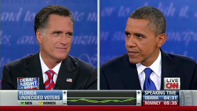 Obama, Romney spar over troops in Iraq