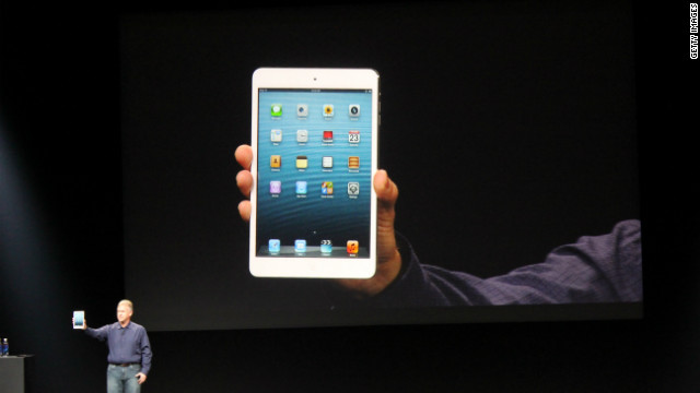 Apple iPad Mini unveiled: Will it sell?