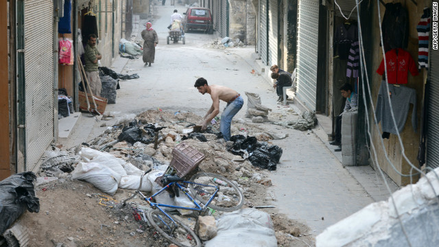 UN: Syria agrees to holiday cease-fire