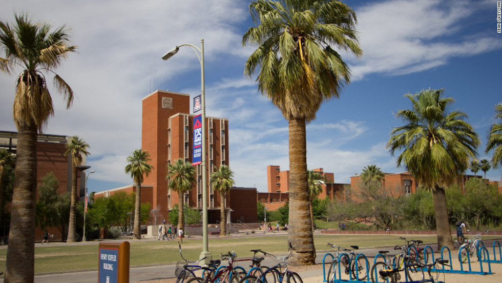 5. Tucson, Arizona