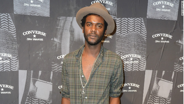 Musician Gary Clark Jr. attends an event in New York City in September 2012.