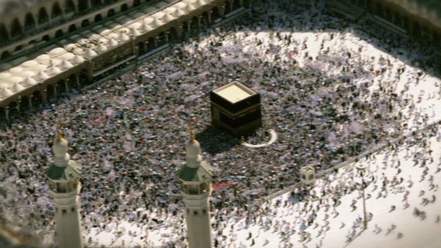 2012: Hajj - The pilgrimage to Mecca