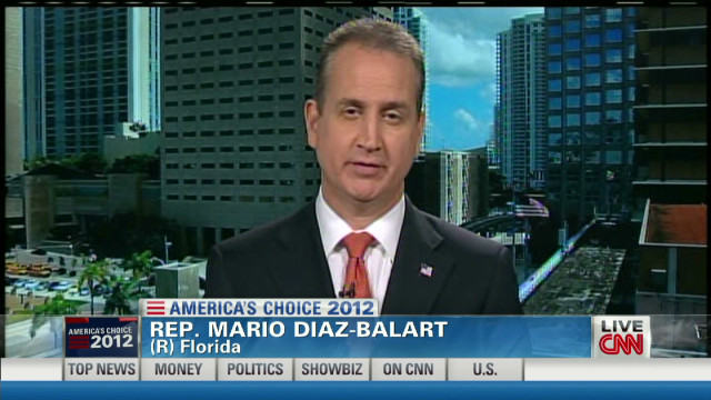 Diaz-Balart: Romney will win Florida