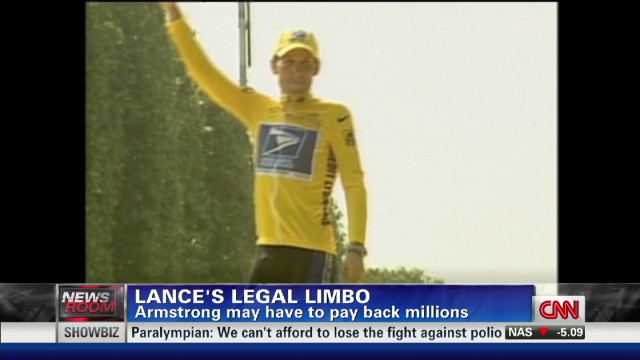 Armstrong may have to pay back bonuses