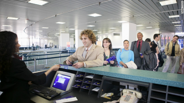"Expect higher airfares and longer lines during ""peak travel"" days, like the day before Thanksgiving or Christmas."