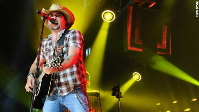 Country star Jason Aldean released a statement about the accident.