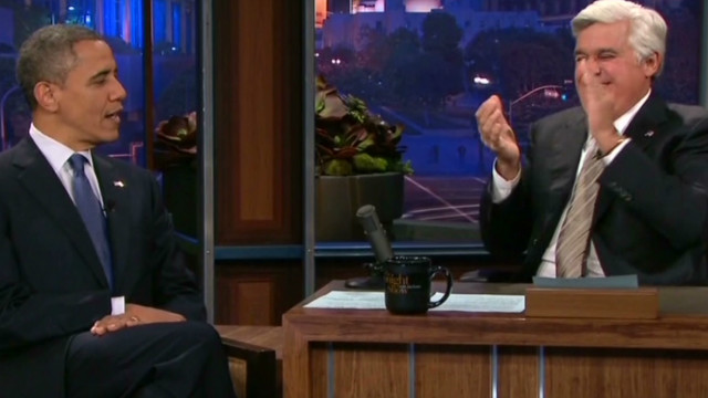point obama on leno trump joke_00003120