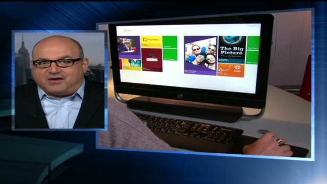 Windows 8 enters the marketplace