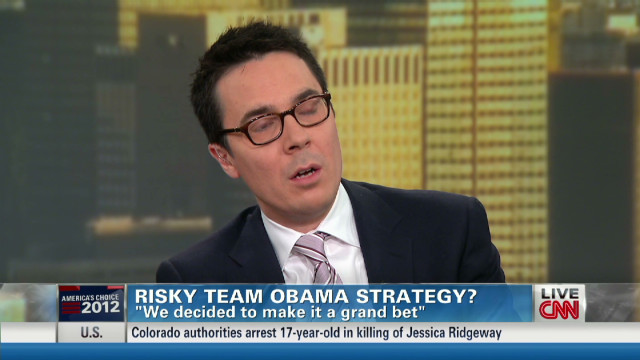 Risky Obama ground game strategy?