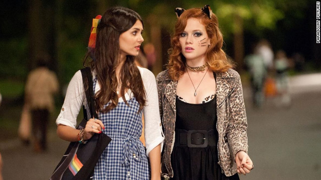 "Victoria Justice and Jane Levy star in ""Fun Size."""
