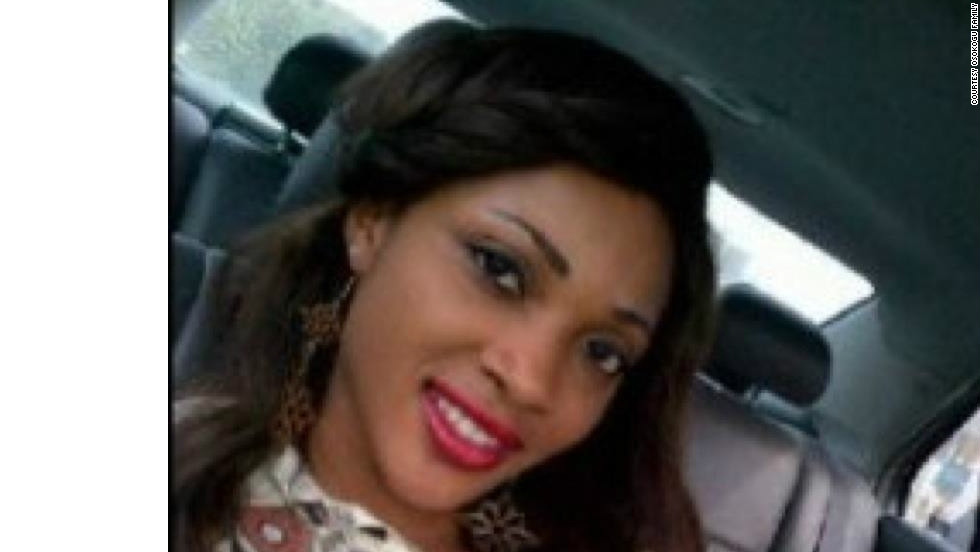 Cynthia Osokogu, 24, who was killed in Lagos after men posing as business contacts contacted her on Facebook and other social media sites.