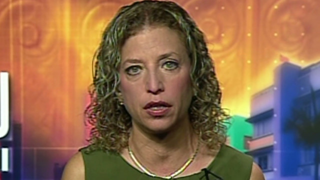 DNC chair: Women should be concerned