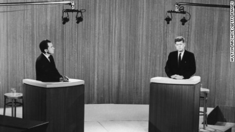 The enduring myth of TV presidential debates