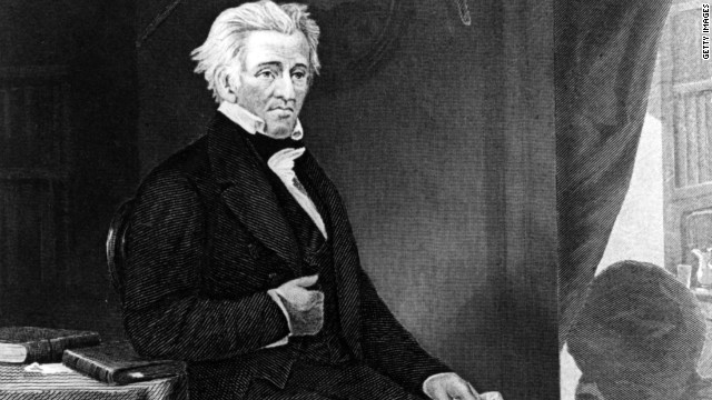 What Trump could learn from Andrew Jackson