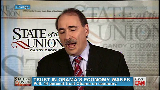Axelrod on Obama's closing message