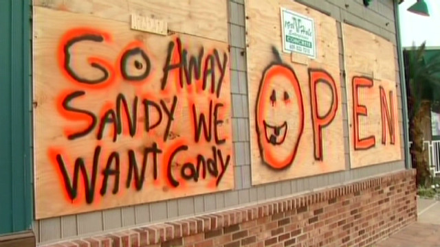 Northeast braces for Hurricane Sandy