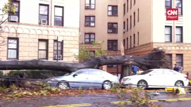 Superstorm aftermath from every angle