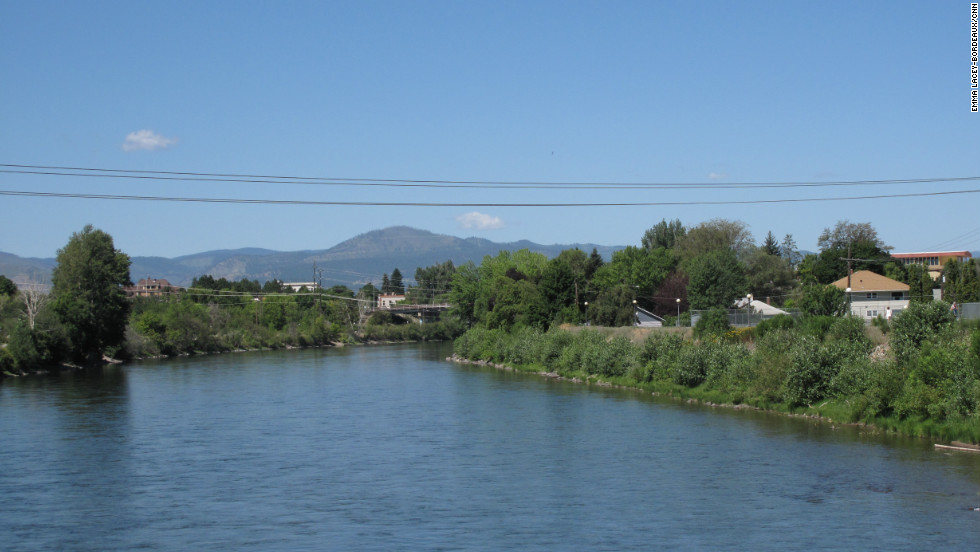 <strong>Missoula, Montana: </strong>MacDonald's home town of Missoula is a popular destination for adventure cyclists.