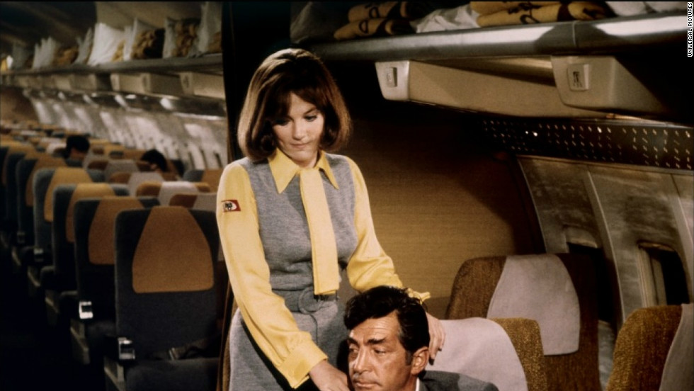 """Airport"" (1970) includes several high-in-the-sky disasters, including a blizzard and a suicide bomber."