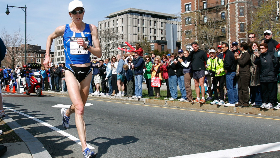 "Find someone to run with, suggests <a href=""http://www.asicsamerica.com/partnerships/athletes/"" target=""_blank"">ASICS athlete</a> Deena Kastor, an eight-time national champion in cross country. ""Running empowers an individual, engages the family and unites the community,"" she says. ""It appears to be an individual sport, yet the camaraderie among participants is stronger than the most successful teams I've ever seen."""