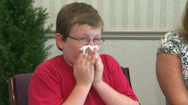 Colds versus allergies in children