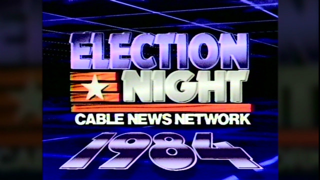 CNN election night flashback