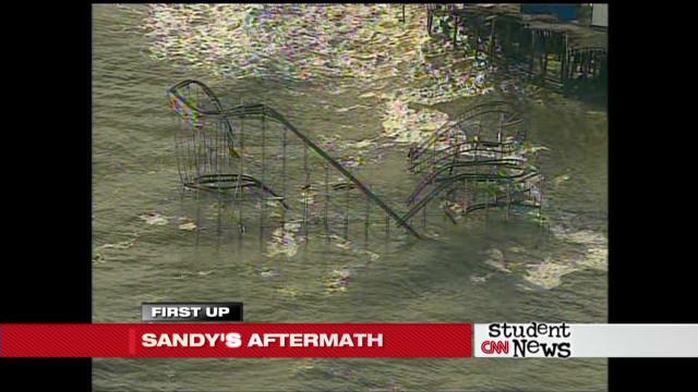 CNN Student News - 11/1/12