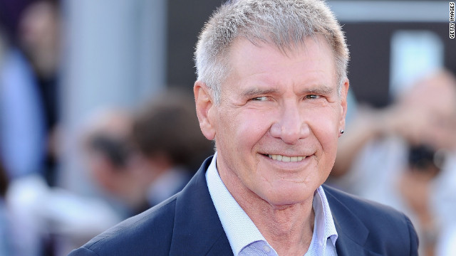 Ford 'looking forward' to 'Star Wars'